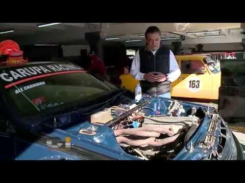 Evento Anual de Autos Sport. Autódromo de Buenos Aires 2014