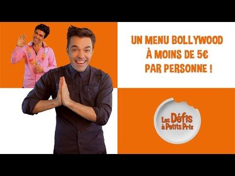 Menu Bollywood à 5 € - Défis à Petits Prix