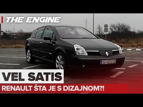 VEL SATIS | RENAULTOVO RUŽNO PAČE JE DOBAR AUTOMOBIL! - TheEngine #33