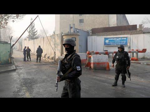 Zahl der Toten nach Anschlag in Kabul gestiegen