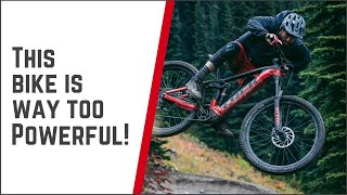 Trek Rail 7 | eMTB Review & Features | Pushing eMTB Speed and Range Limits
