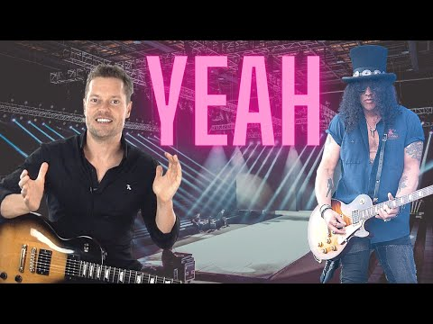 Gitarre Lernen Tutorial: Sweet Child O' Mine Guns n' Roses – Slash Tutorial