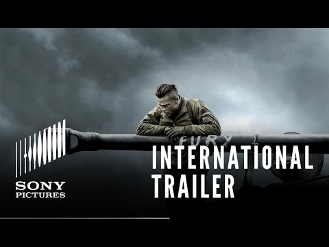 FURY - Official International Trailer 2 streaming vf