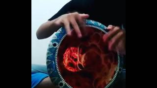 "Video ""KEREN ABISS!!"" Darbuka freestyle download MP3, 3GP, MP4, WEBM, AVI, FLV Oktober 2017"