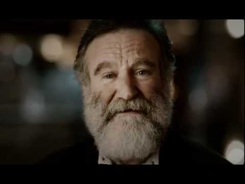 Robin Williams Ocarina commercial.. RIP, poor Zelda Williams