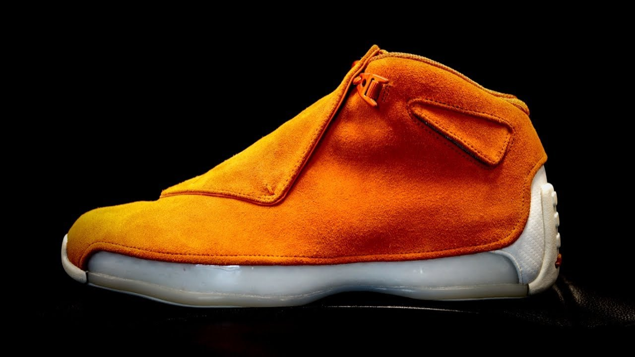 3dc69ce105d3 🔥FIRST LOOK🔥 AIR JORDAN 18 RETRO