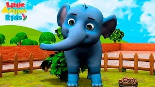 Nursery Rhymes Playlist Children's & Baby Songs   Sing & Dance Along With Little Action Kids