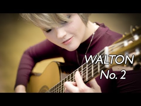 Bagatelle No. 2 by William Walton, performed by Stephanie Jones