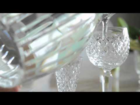 Decorating With Waterford Crystal Glasses : Decorating & Design