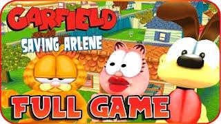 Garfield: Saving Arlene FULL GAME Longplay (PS2)