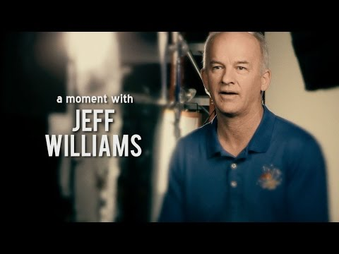 A Moment with Jeff Williams