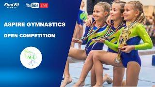 Aspire Open Gymnastics Competition