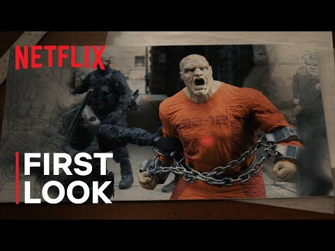 Jupiter's Legacy | Official First Look - From Comic To Screen | Netflix