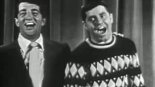 Copy of Dean Martin and Jerry Lewis - Colgate Comedy Hour  Buddy Rich stars  - Part 3