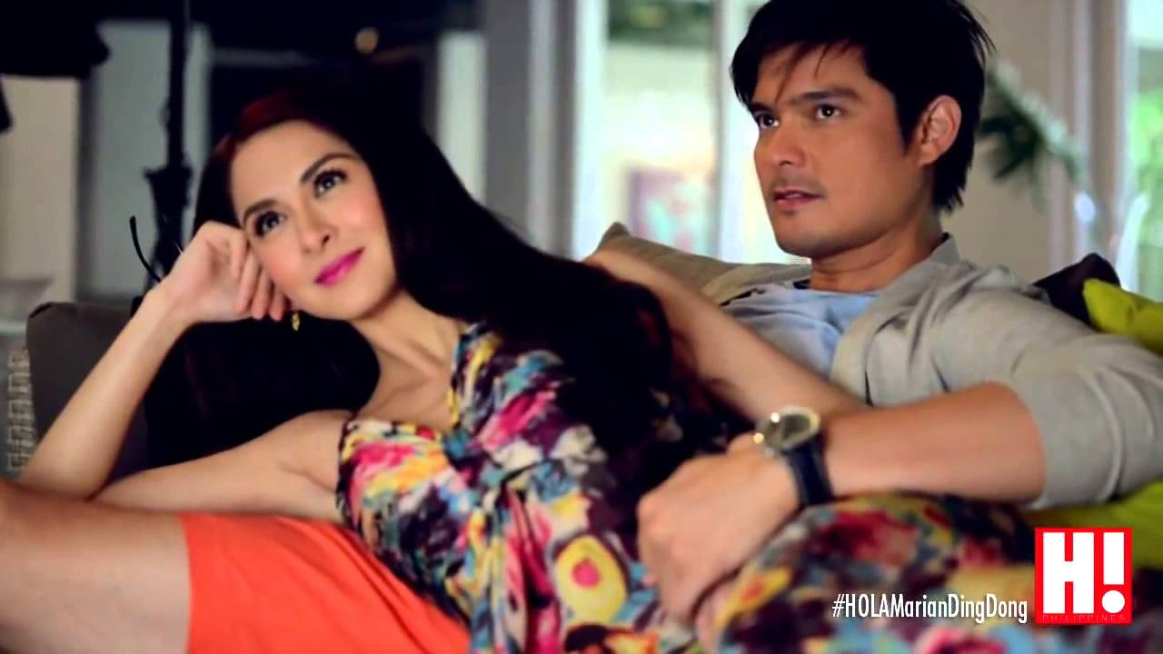 BTS: Dingdong Dantes Marian Rivera for HOLA Magazine ...