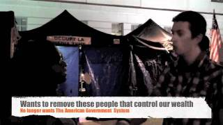 "Occupy Wall Street LA ""Control People With Wealth"""