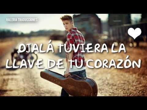 Justin Bieber - Roller Coaster (Traducida al Español)