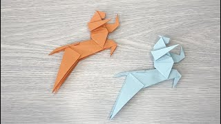 Origami 12 constellation Sagittarius / 별자리 종이접기 사수자리 쉬운 종이접기…