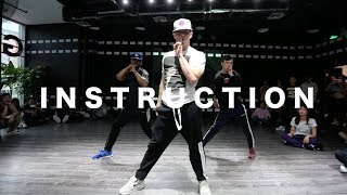 instruction - Stefflon Don,Demi Lovato,Jax Jones | Blake McGrath Choreography | GH5 Dance Studio