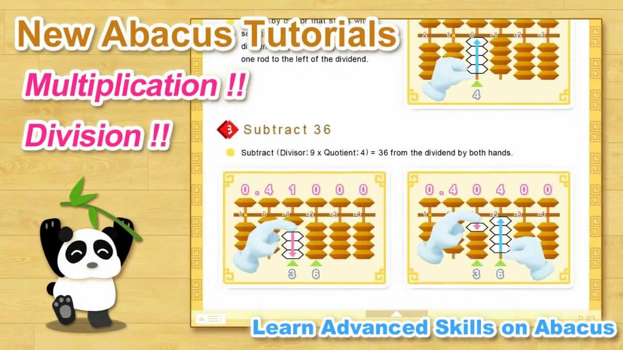 Abacus Maths Tutorial Pdf