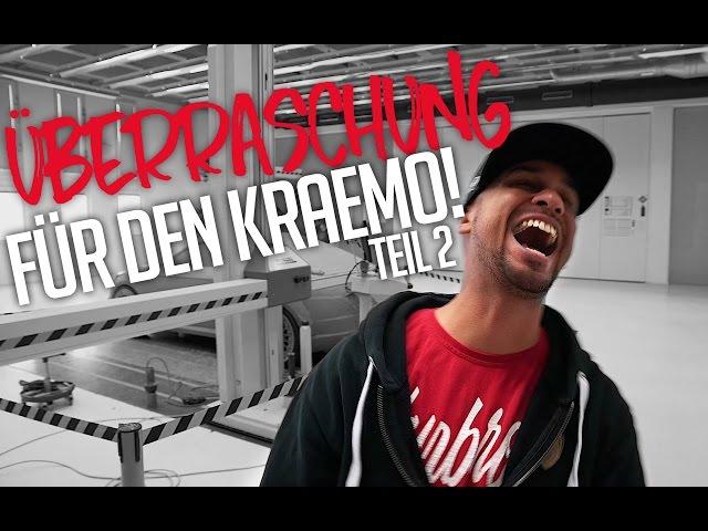 JP Performance - Überraschung für den Kraemo!   Teil 2