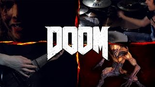 Rip & Tear / Dogma (DOOM 2016) - Metal Cover || BillyTheBard11th