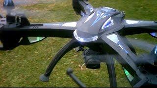 Condor Sky Rider Condor Pro Wi-Fi Camera Altitude Hold 3rd Speed Review Quadcopter