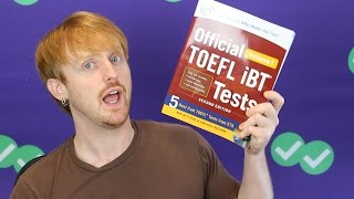 Book Review - Official TOEFL iBT Tests Volume 1, 2nd Edition