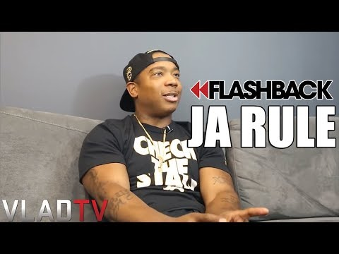 Flashback: Ja Rule on Why He Didn't Clap Back at 50 Cent Sooner