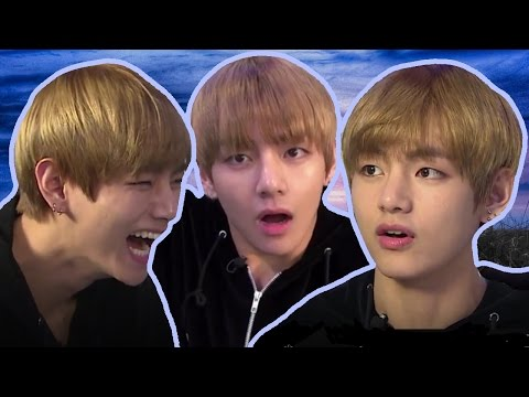 BTS TAEHYUNG BEING EXTRA Compilation