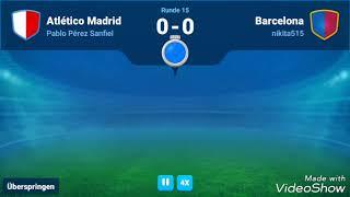 OSM Atletico Madrid VS Barcelona 15/43