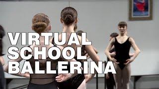Virtual School Ballerina