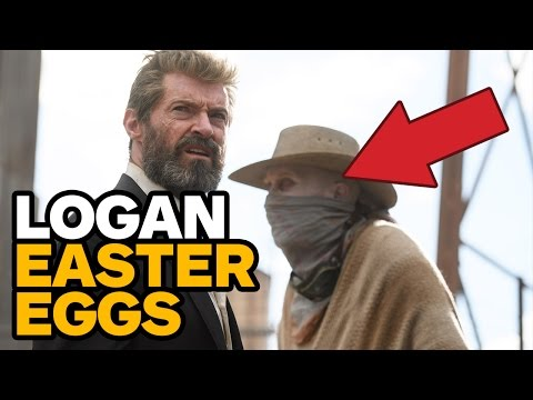 Thumbnail: Logan Easter Eggs You Might Have Missed!