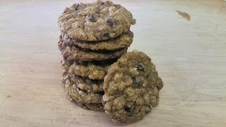 Chewy Oatmeal Chocolate Chip Cookies step-by-step