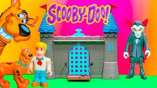 SCOOBY DOO Cartoon Network Scooby Do Hanted Castle a Scooby Doo Video Toys Unboxing