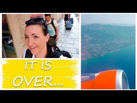 TRAVEL CROATIA |ZADAR | Vlog 66 - Is This The End?
