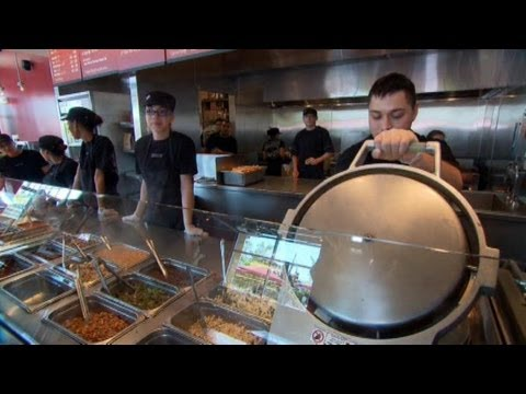 Inside Chipotle Where Fast Food Makes 12 Billion  YouTube