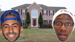 Top 5 EPIC YouTuber Homes (FouseyTUBE, ComedyShortsGamer)