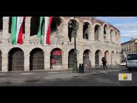 The Arena of Verona - Inside Verona - ENG