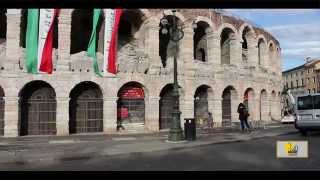 The Arena of Verona - Inside Verona - ENG