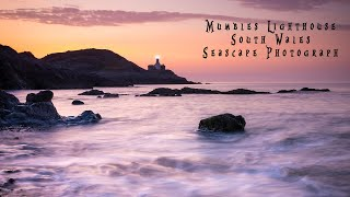 Mumbles South Wales: seascape photography  part 2