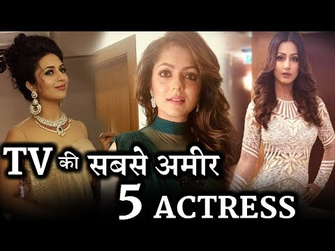 TOP 5 Richest Actresses of Television