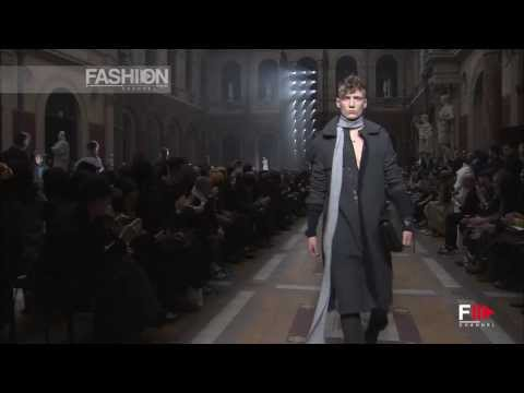 """LANVIN"" Full Show Autumn Winter 2014 2015 Menswear Paris by Fashion Channel"