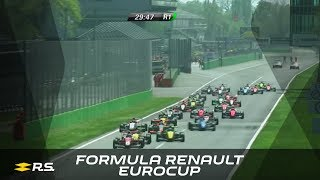 2018 Formula Renault Eurocup - Round 2 - Monza - Race 1 thumbnail