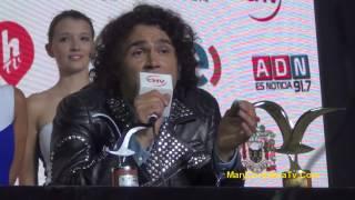 Polémica en conferencia de Arturo Ruiz-Tagle