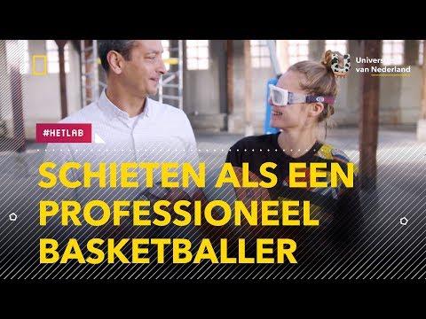 Schiet als een profbasketballer | Het LAB | National Geographic