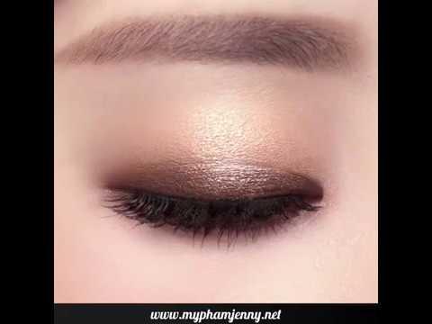 Make up mắt trong 30 giây với phấn mắt 16 Brand