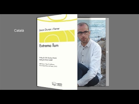 """Extrema llum""  Joan Duran"