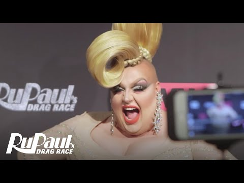 Red Carpet Party | RuPaul's Drag Race Season 9 | Now On VH1!