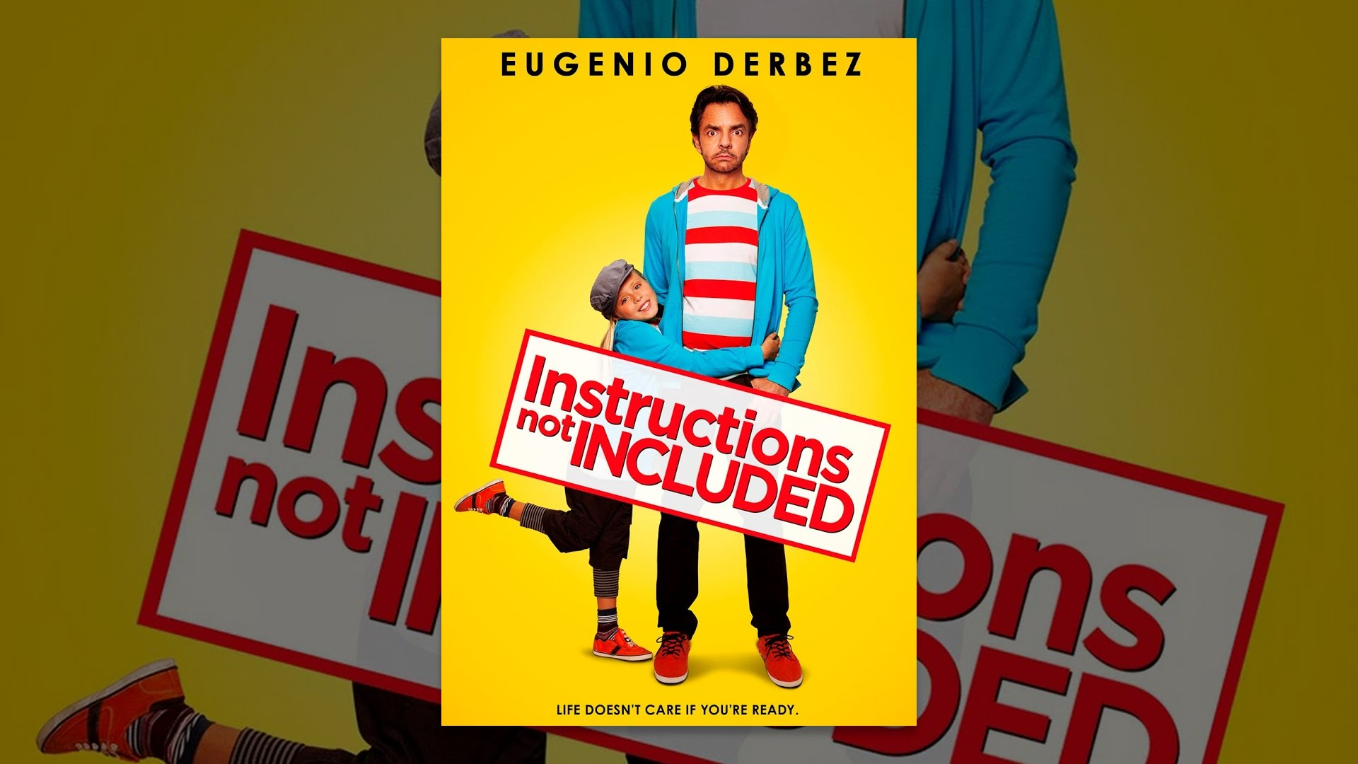 instructions not included 2013